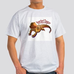 Bearded Dragon III Light T-Shirt